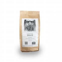 Kawa ziarnista COFFEE DRUID WHITE Brazylia 250g - IV 2019