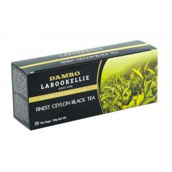 Odkryj wyjątkową czarną herbatę DAMRO prosto z Cejlonu i ciesz się doskonałym smakiem i aromatem naparu wyprodukowanego z zachowaniem najwyższych standardów.