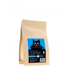 Kawa ziarnista BLACK CAT Brazylia Indie 80/20 250g - V 2020