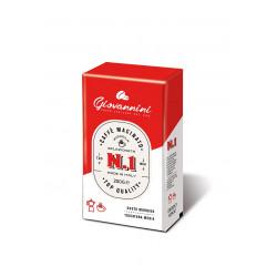 Kawa GIOVANNINI N.1 mielona 250g przeniesie Cię w świat różnorodnych smaków i niepowtarzalnych aromatów. Pozwól sobie na odrobinę przyjemności każdego dnia.
