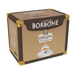 Gęsta, kremowa konsystencja sprawia, że kapsułki Don CarloCaffèBorboneBLU (robusta 70%, arabika 30%) zamieniąsię w rozkosz dla tych, którzy lubią urozmaicić klasyczne, czarne espresso.