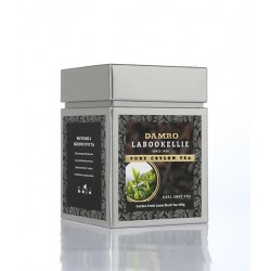 Poznaj doskonałe połączenie aromatycznej czarnej herbaty z Cejlonu z nutą bergamotki. Herbata DAMRO Earl Grey wyśmienicie smakuje i poprawia samopoczucie.