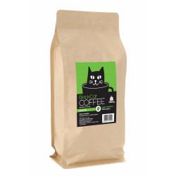 KawaBlack Cat Brazylia ziarna arabiki (100%) z Hondurasu wypalone w Polsce. Jest odpowiedzią na oczekiwania miłośników kwaskowatych naparów o bogatej palecie smaków.