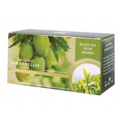 Czarna Herbata DAMRO Mango Tea to napój, który zapewni owocowe orzeźwienie każdego dnia. Doskonale sprawdzi się do picia zarówno na ciepło, jak i na zimno.