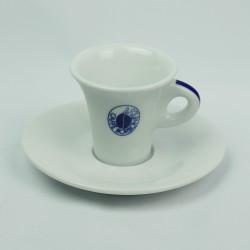 Markowa filiżanka Caffè Borbone. Bo pyszna kawa potrzebuje pięknej oprawy!