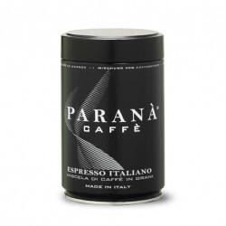 Pakowana próżniowo puszka wyśmienitej ziarnistej kawy.